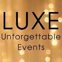 Luxe Unforgettable Events