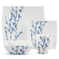 Oriental Blossom Dinner Set