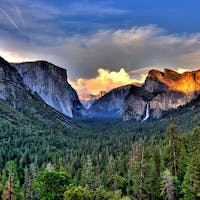 Yosemite Valley Floor Tour