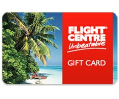 Flight Centre Gift Card